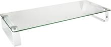 Logilink monitorställ i glas/metall (bp0027)