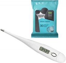 Digital Febertermometer för barn och vuxna