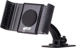 GEAR Mobilholder Kort Arm Monteres på instrumentpanel