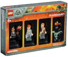 LEGO 5005255 Jurassic World Limited Edition Minifigures Set