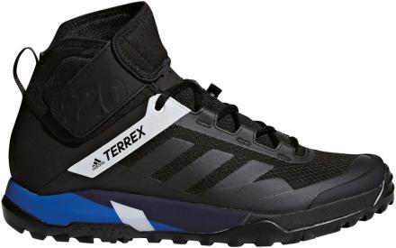 adidas TERREX Trail Cross Protect Sko Herrer blå/sort UK 7   EU 40 2/3 2019 Sko BMX, Downhill & Freeride