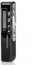Digital Diktafon R10 8GB - Svart