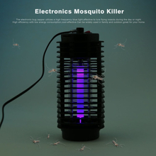 Electric Mosquito Insect Killer Lamp Led Photocatalyst Fly Trap Bug Insect Killer Trap Lamp Anti Mosquito Repellent UK US Plug