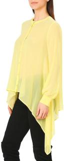 Annarita N 327u gula skjortor Gul 42