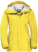Cloudburst Jacket Women Keltainen L