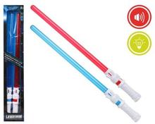 Lasersvärd Blå Röd 111537 (2 Uds)