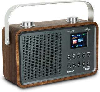 Tangent dab2go+ radio walnut (23062)
