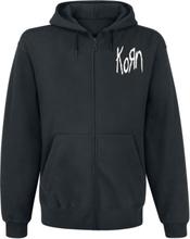 Korn - Mirror Cover -Hettejakke - svart