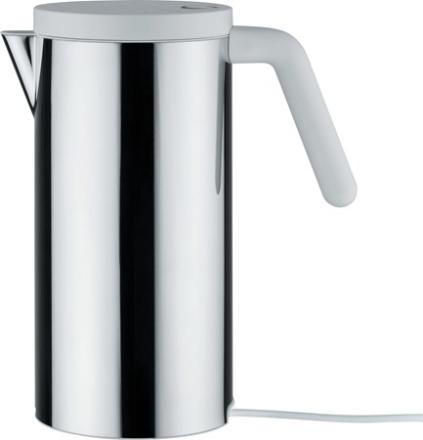Alessi Hot it vannkoker – Hvit, 80 cl