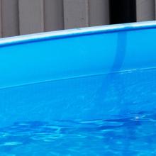 Swim & Fun Poolliner Oval Overlap-610