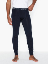 Gant Long Johns Solid Långkalsonger Marine