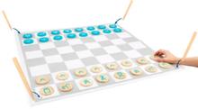 small foot Tammi ja shakki aktiivinen - monivärinen