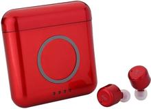 eStore X4T TWS Bluetooth Hörlurar - Röd
