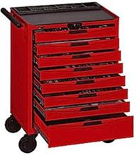 Wózek warsztatowy + zestaw narzędzi 546 elementów TCMM546N