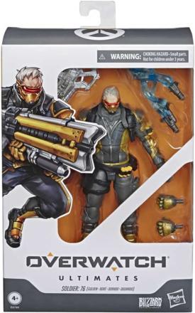 Hasbro Overwatch, Actionfigur - Soldier 76