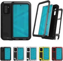Love Mei Powerful skal Samsung Galaxy Note 10 (SM-N970F) Svart