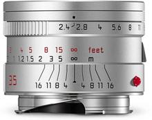 Leica Summarit-M 35 mm f/2,4 ASPH silver