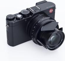 Leica Automatiskt objektivlock, svart till D-LUX 7 svart & D-LUX (109)