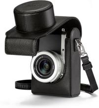 Leica Läderväska, svart till D-LUX 7