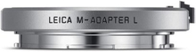 Leica M-adapter T/ L, silver