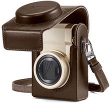 Leica Läderväska Taupé till C-LUX