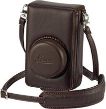 Leica Läderväska mörkbrun läder Leica X1