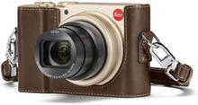 Leica Kameraskydd läder, Taupé till C-LUX