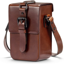 Leica Vintige läderväska, Brun till C-LUX