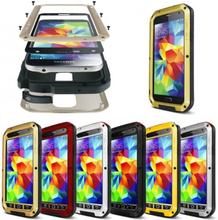 Love Mei Powerful Samsung Galaxy S5 (SM-G900F) Svart