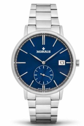 Morris Paul II Blue Metal