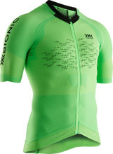 X-Bionic The Trick G2 Bike Zip Jersey SS Men amazonas green/opal black S 2020 Sykkeltrøyer