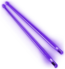 Firestix drumsticks Purple Haze
