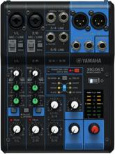Yamaha MG06X mixer