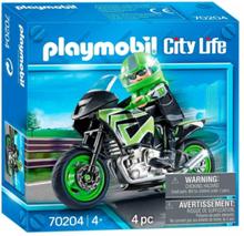 City Life - Motorcykel