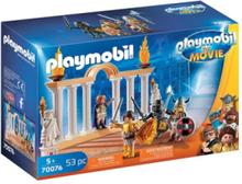 PLAYMOBIL:THE MOVIE Kejsar Maximus i Colosseum