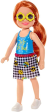 Barbie Chelsea Docka med Rött Hår