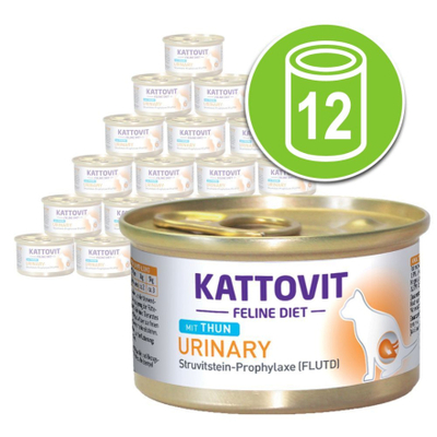 Kattovit Gastro bokser 12 x 85 g - And