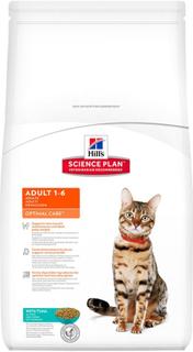 Hill's Science Plan Adult Tun - Økonomipakke: 2 x 10 kg