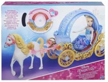 Hasbro Disney Princess, Askungens Vagn