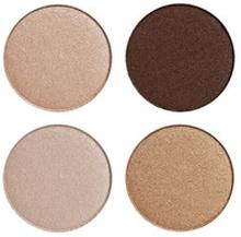 IDUN MINERALS Quattro Eyeshadow - Brunkulla 4 g