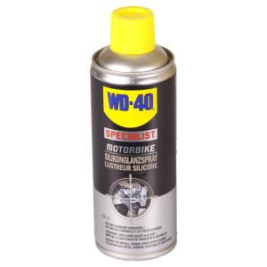 WD-40 WD-40 Specialist Motorbike Silikonsglanzspray 400 Milliliter Spraydåse