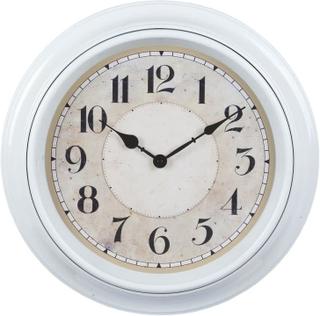 Gilbert Gilbert Ur fra væg hvid d40 væg ur