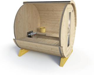 Nordkapp NU Tønde sauna Nordkapp WALL