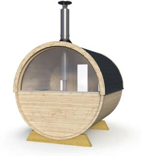 Nordkapp NU Tønde sauna Nordkapp HALVMÅNE