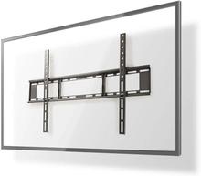 Nedis TV Vægmontering - Flad 42 - 70 tommer 60 kg TVWM1050BK