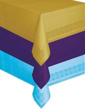 VELG BLANT 13 FARGER! 274x137 cm Papirduk med Plastbelagt Underside