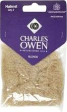 Hårnät Charles Owen, Blond
