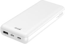 GEAR Powerbank 20 000mAh LiPolymer Ultracompact