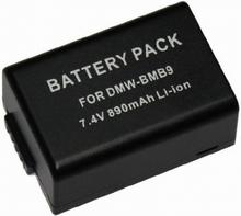 Ersättningsbatteri DMW-BMB9