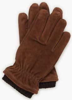 Jack & Jones Jacvinny Suede Glove Hansker og votter Mørk brun